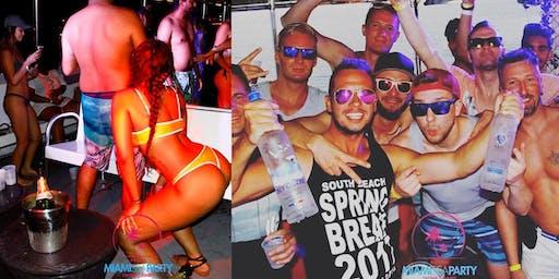 Miami Spring Break Party