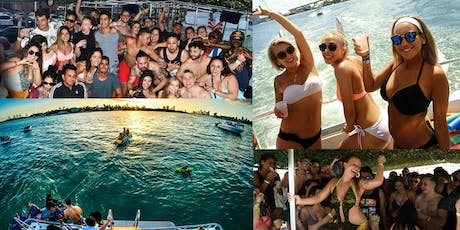 Independent Day Boat Party tickets
