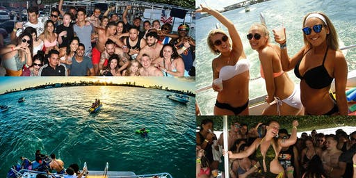 Independent Day Boat Party
