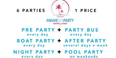 Miami Daytime Boat Cruise entradas