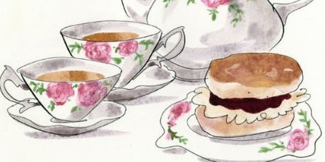 Tea and Cake by the Sea tickets