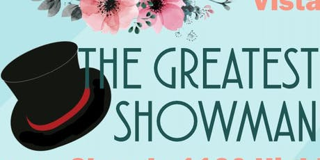 The Greatest Showman Camp tickets