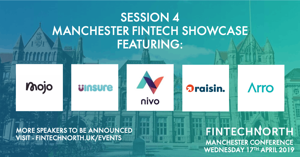 FinTech North Manchester Conference 2019