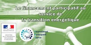 Colloque : Le financement participatif au service de...