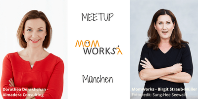 06/2019 Meetup: Als Frau in Führung gehen – Make it your Game. Mit Dorothea Derakhchan.