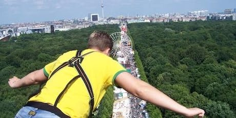 Bungee-Jumping in Berlin, August/September 2019 tickets