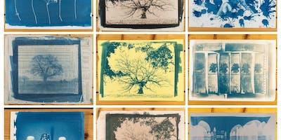 Cyanotype Printing Workshop
