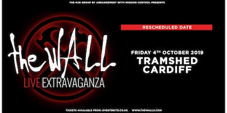 The Wall Live Extravaganza (Tramshed, Cardiff) tickets