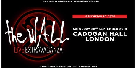 The Wall Live Extravaganza (Cadogan Hall, London) tickets