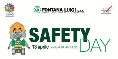 Safety Day in plant Fontana Luigi di Fontana Gruppo