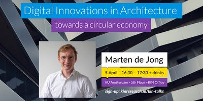 Digital Innovations in Architecture - towards circular economy