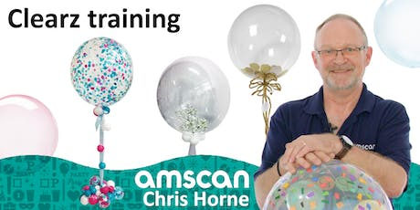Clearz Designs with Chris Horne - July tickets