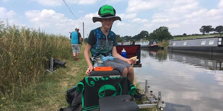 Free Let's Fish! - Market Drayton - Learn to Fish Sessions - Hodnet AC tickets
