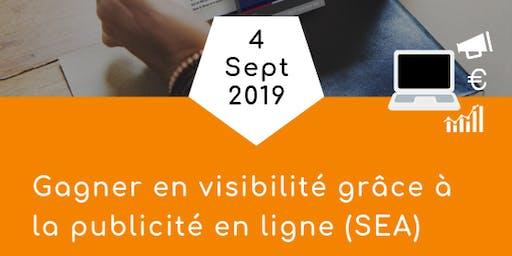 Gagner en visibilité grâce à la publicité en ligne (SEA)