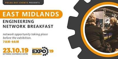 East Midlands Engineering Network Breakfast