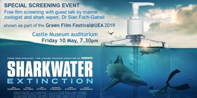 Sharkwater: Extinction  SPECIAL SCREENING EVENT