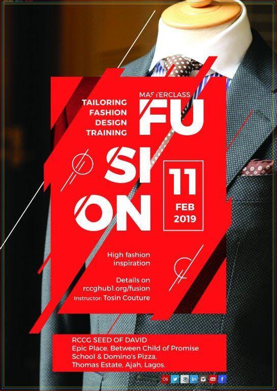 Fusion 2019 23 Mar 2019