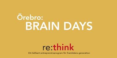 re:think Brain Days - Örebro