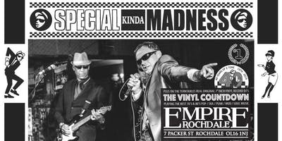 Special Kinda Madness & The Vinyl Countdown - 40 years of 2 tone