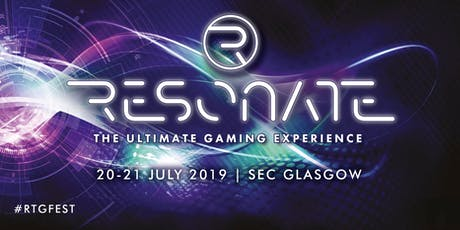 Resonate: The Ultimate Gaming Experience 2019 tickets