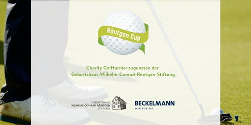 "Charity-Golfturnier ""Röntgen Cup 2019"""