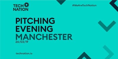 Angel Programme Pitching- Manchester