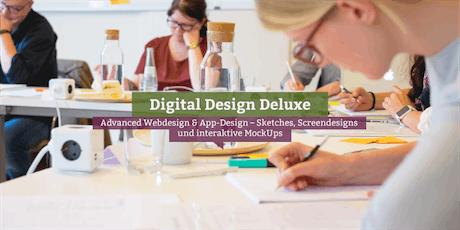 Certified Digital Designer Deluxe, Frankfurt Tickets