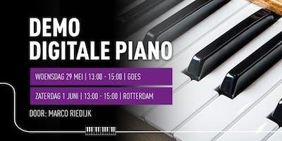 Demo digitale piano\