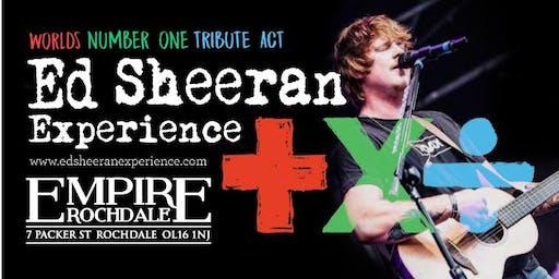Ed Sheeran Experience