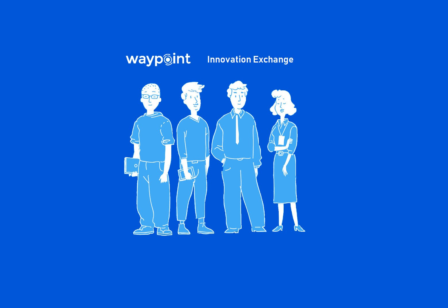 Waypoint Innovation Exchange Breakfast Seminar