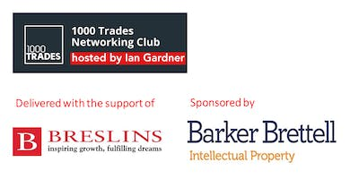 1000 Trades Networking Club sponsored by Barker Brettell