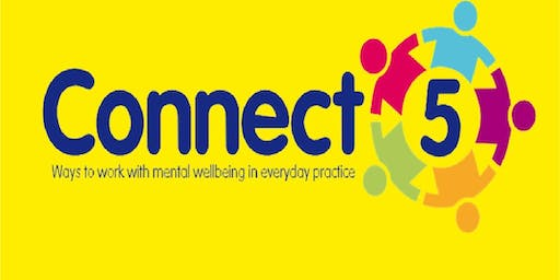 Connect 5 session 3: Extended Mental Wellbeing Intervention (full day Woking)