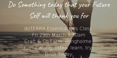 Natural Health & Wellbeing with doTERRA