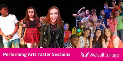 Acting Taster Session