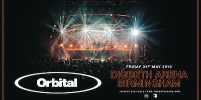 Orbital Full Av Show Digbeth Arena Birmingham