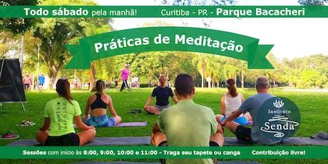 Meditação no Parque Bacacheri ingressos