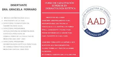Curso de Capacitación Superior en Dermatología Estética - Certifica AAD