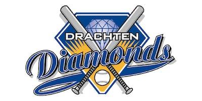 Honkbal en Softbalvereniging Diamonds - Regionale Sportweek