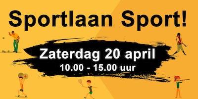 Sportlaan Sport - Regionale Sportweek
