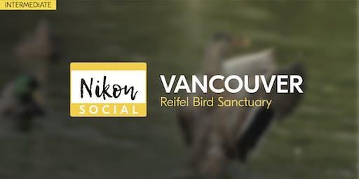 #nikonsocial | Reifel Bird Sanctuary - Vancouver
