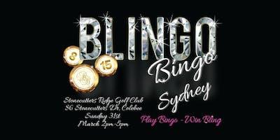 Sydney Blingo Bingo - Park Lane Jewellery Catalogue Launch