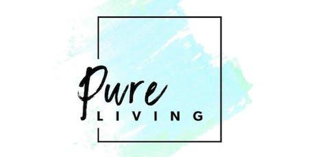 Pure Living Fair  tickets