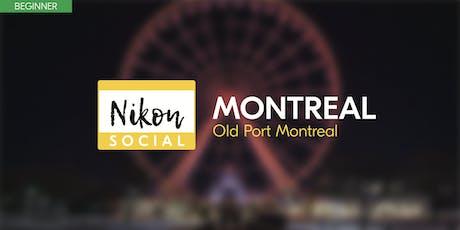 #nikonsocial | Old Port - Montreal billets