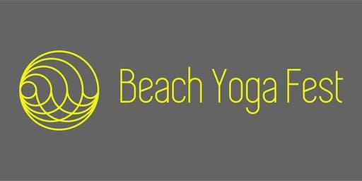 Beach Yoga Fest 2019