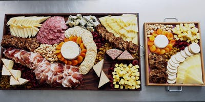 How to Build a Cheeseboard!