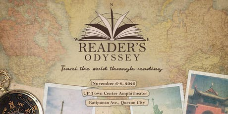 Reader's Odyssey: Travel the world through reading tickets