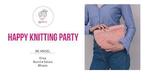 Knitting Party - Primrose Pochette - MILANO