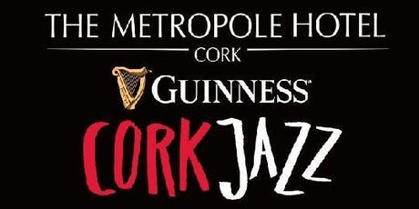 The Platinum Lounge at the Cork Jazz Festival tickets