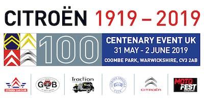 Citro N Centenary Event
