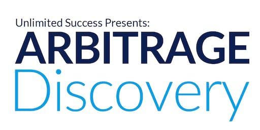 Arbitrage Amazon Business Event